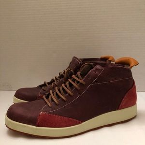 OHW? WHO? Men's Leather Sneakers Size 12 M.